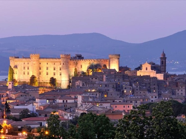 Tour Bracciano and the Etruscan World