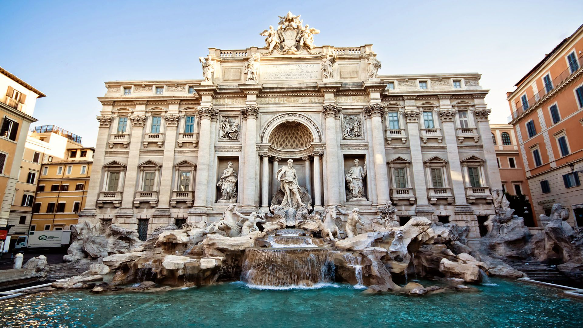 Rome Walking Tour: La Dolce Vita in a half day