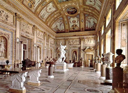 Borghese Art Gallery and Gardens